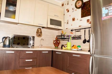 Сдается 2-комнатная квартира посуточно в Адлере, Большой Сочи, улица Молокова, 30.