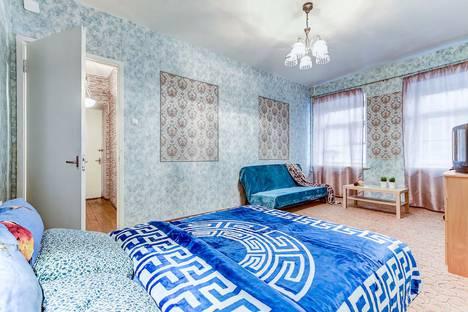 Сдается 1-комнатная квартира посуточно, Казанская улица, 45.
