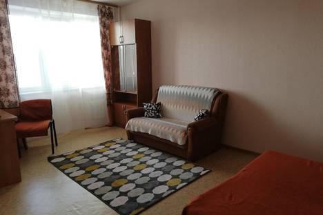 Сдается 1-комнатная квартира посуточно в Новосибирске, улица Блюхера, 67/1.