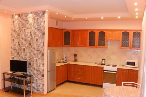 Сдается 1-комнатная квартира посуточно в Иркутске, Ямская улица, 1 корпус 3.