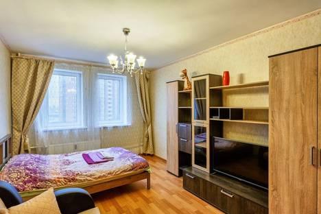 Сдается 1-комнатная квартира посуточно, Санкт-Петербург, ул Федора Абрамова 15.