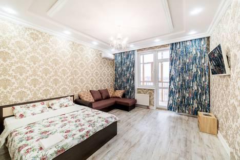 Сдается 2-комнатная квартира посуточно в Казани, Чистопольская улица, 86/10.