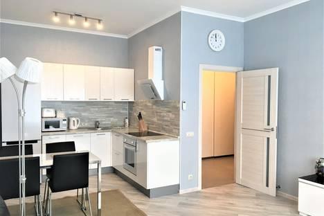 Сдается 2-комнатная квартира посуточно в Красногорске, Красногорский бульвар, 25.