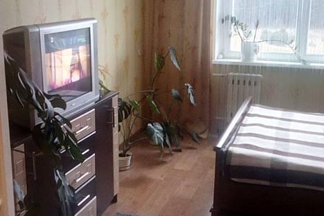 Сдается 1-комнатная квартира посуточно в Лиде, улица Кооперативная 42.