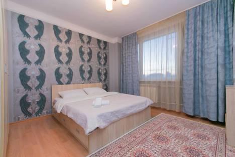Сдается 2-комнатная квартира посуточно, улица Сарайшык, 9.