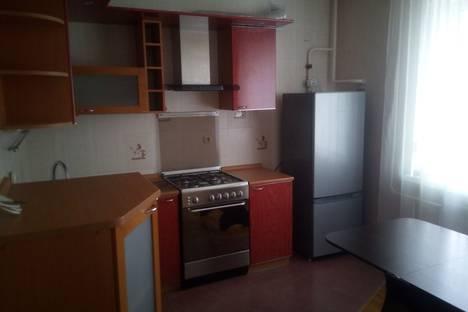 Сдается 2-комнатная квартира посуточно в Ейске, улица Красная, 53/5.