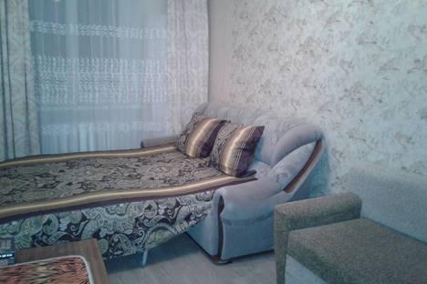 Сдается 2-комнатная квартира посуточно в Железноводске, улица Ленина, 63.