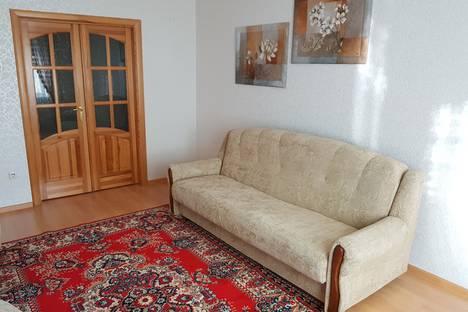 Сдается 2-комнатная квартира посуточно в Бресте, улица Волгоградская 28.
