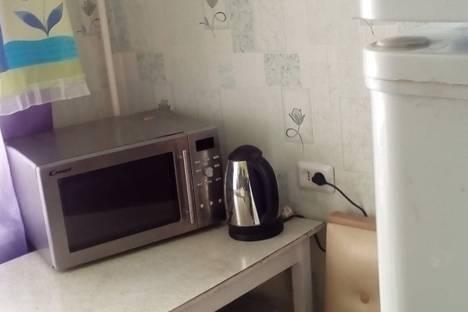 Сдается 1-комнатная квартира посуточно в Братске, улица Крупской.