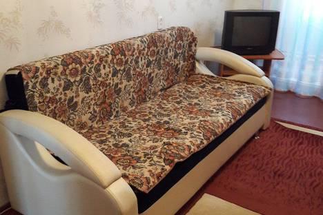 Сдается 2-комнатная квартира посуточно в Муравленко, улица Ленина, 117.