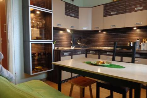Сдается 1-комнатная квартира посуточно в Химках, Совхозная улица, 8 корпус 1.