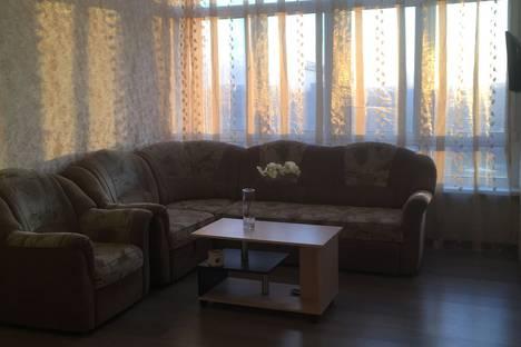 Сдается 1-комнатная квартира посуточно в Кемерове, Проспект Притомский 35/2.