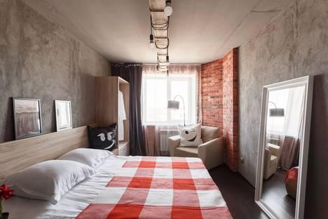 Сдается 2-комнатная квартира посуточно в Вологде, улица Гагарина, 82а.