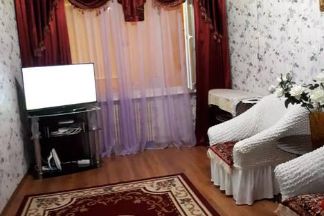 Сдается 3-комнатная квартира посуточно в Актау, Актау.