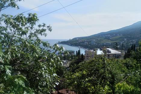 Сдается комната посуточно в Гурзуфе, Республика Крым, городской округ Ялта,Виноградная улица.