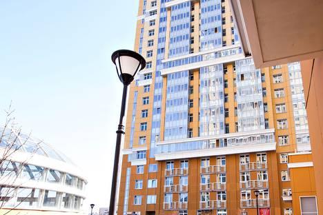 Сдается 1-комнатная квартира посуточно в Санкт-Петербурге, проспект Просвещения, 43В.
