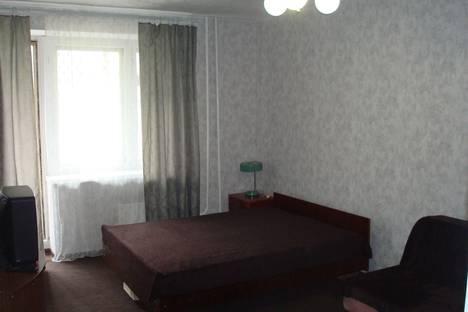 Сдается 1-комнатная квартира посуточно, ул. Горького 27.