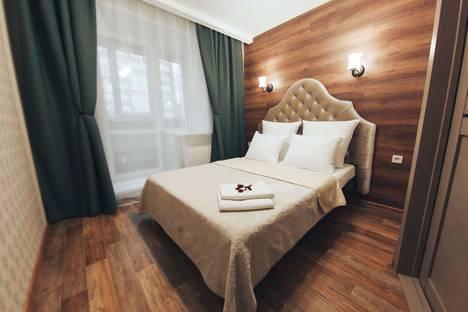 Сдается 2-комнатная квартира посуточно в Томске, улица Учебная, 11.