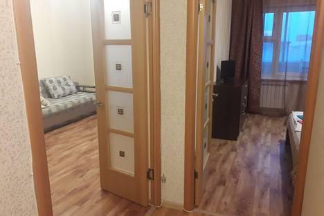 Сдается 2-комнатная квартира посуточно в Якутске, улица Лермонтова, 49.