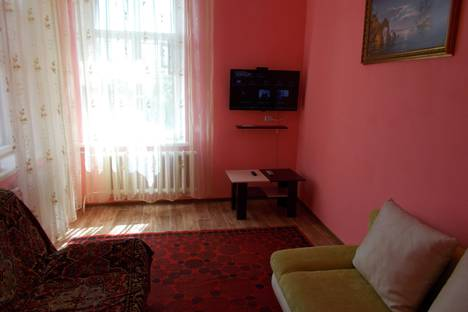 Сдается 2-комнатная квартира посуточно в Пинске, ул Ленина 38.