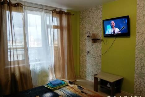 Сдается 1-комнатная квартира посуточно в Екатеринбурге, улица Крестинского, 35.