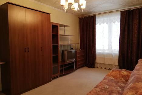 Сдается 1-комнатная квартира посуточно в Томске, улица Сергея Лазо, 17.