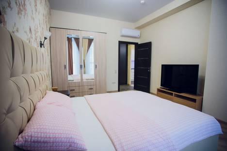 Сдается 2-комнатная квартира посуточно в Уфе, улица Верхнеторговая площадь, 4.