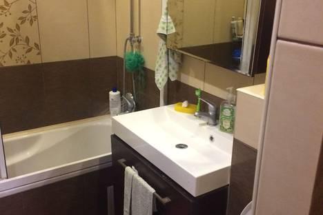 Сдается 3-комнатная квартира посуточно в Калининграде, улица Нарвская 24.