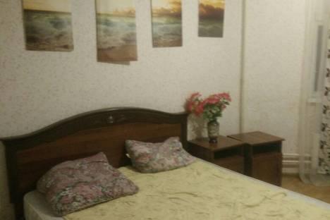 Сдается 2-комнатная квартира посуточно в Подольске, улица Академика Доллежаля, 7.