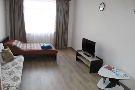 Сдается 1-комнатная квартира посуточно в Краснодаре, улица шоссе Нефтяников, 22к1.
