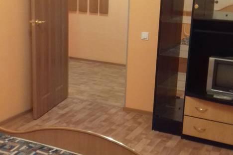 Сдается 1-комнатная квартира посуточно в Тюмени, улица Газовиков, 53.