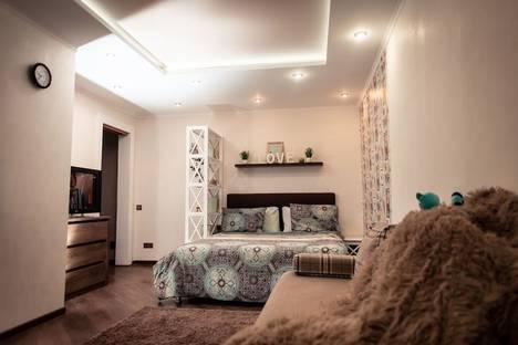 Сдается 1-комнатная квартира посуточно в Чернигове, Чернігів, проспект Миру, 35.