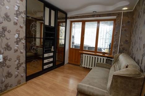 Сдается 1-комнатная квартира посуточно в Черкассах, Черкаси, вулиця Різдвяна, 69.