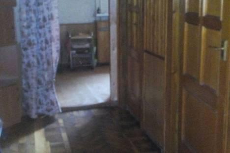 Сдается 2-комнатная квартира посуточно в Вологде, улица Ленинградская, 26.