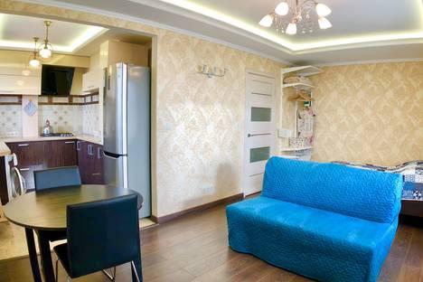 Сдается 1-комнатная квартира посуточно в Нижнем Новгороде, площадь Максима Горького, 5/76.