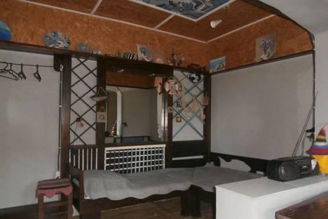 Сдается коттедж посуточно в Алупке, улица Изергина дом 18 литер Н.