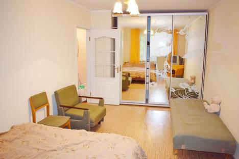 Сдается 1-комнатная квартира посуточно в Партените, Солнечная улица, 10.