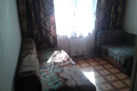 Сдается 1-комнатная квартира посуточно в Красноярске, улица Ястынская, 7.