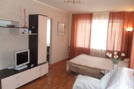 Сдается 1-комнатная квартира посуточно в Перми, улица Снайперов, 11.