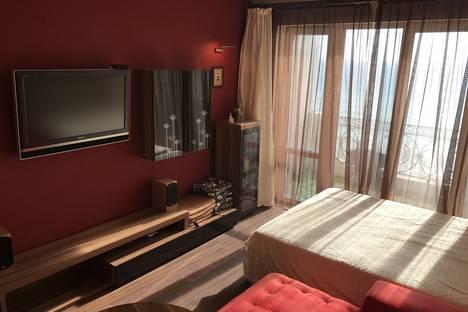Сдается 1-комнатная квартира посуточно в Каче, Авиаторов улица.