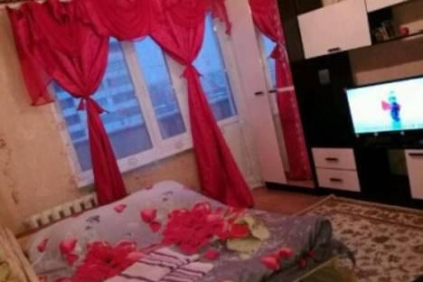 Сдается 1-комнатная квартира посуточно в Люберцах, улица Побратимов, 13.