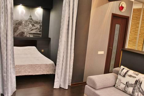 Сдается 2-комнатная квартира посуточно в Анапе, улица Шевченко, 288а.