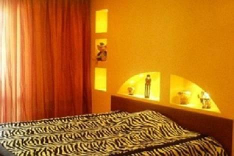 Сдается 2-комнатная квартира посуточно в Магнитогорске, проспект Ленина, 82.
