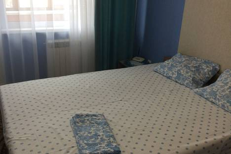 Сдается 1-комнатная квартира посуточно, улица Братьев Касимовых, 80.