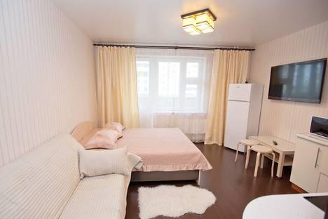 Сдается 1-комнатная квартира посуточно в Новосибирске, Горский мкр,63/1.