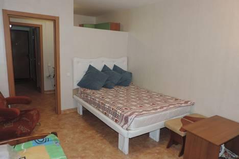 Сдается 1-комнатная квартира посуточно в Красноярске, ул Карамзина д.12.