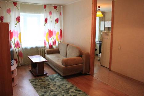 Сдается 1-комнатная квартира посуточно в Красноярске, проспект имени газеты Красноярский Рабочий, 79А.