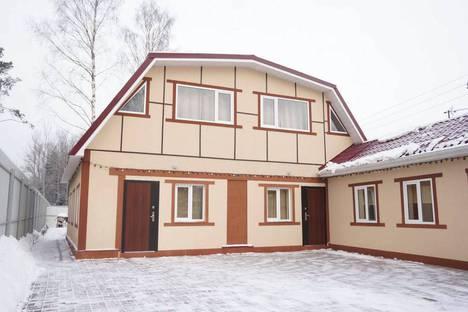 Сдается коттедж посуточно в Сертолове, Дранишники, Приозерское шоссе, Владение 123.