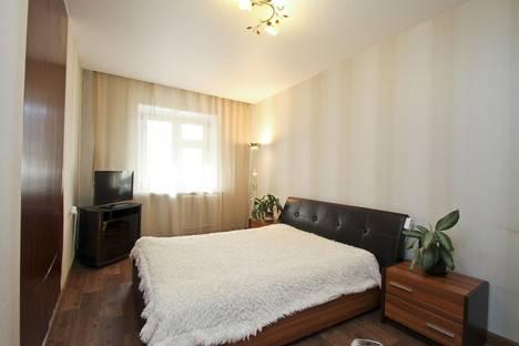 Сдается 2-комнатная квартира посуточно в Сургуте, Просвещения 43.