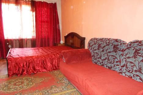 Сдается 1-комнатная квартира посуточно в Пинске, улица Центральная, 36.
